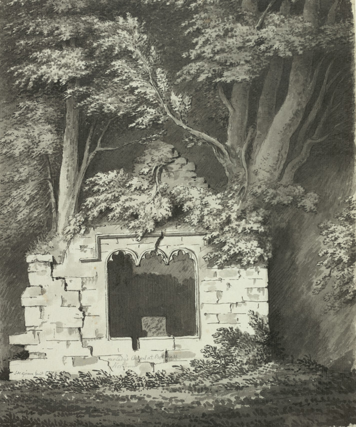 Bothal, Our Lady's Chapel f.192